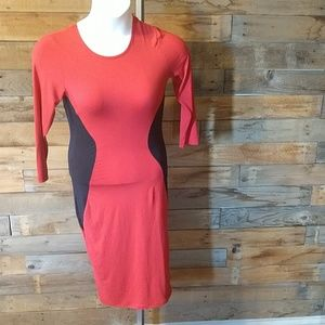Style Clad women's Midi Bodycon Dress - NEW